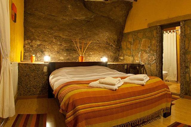white and green san pedro de atacama tour privado hotel mallku cueva